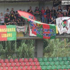 Ternana-Latina 1-1, gallery del match