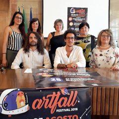 ArtFall Festival, scatta la V° edizione