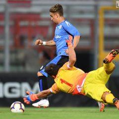Perugia-Novara 1-3, fotogallery del match