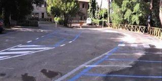 Perugia, dopo le ferie 200 nuove strisce blu