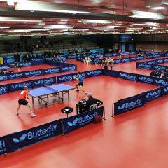 Tricolori tennistavolo Terni: in arrivo oltre 350 atleti e 91 squadre