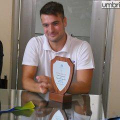 Panathlon Terni, atleta dell'anno è Menciotti