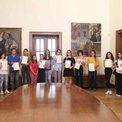 Terni, premi a studenti per scrittura creativa