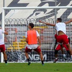 È il Perugia dei giovani: Ranocchia-Bordin gol