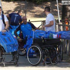 Scherma paralimpica, gli azzurri a Terni