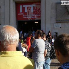 Terni, Itt via Battisti: novità sportiva
