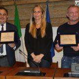 Terni, due stelle 'over': Mattiangeli e Molfino