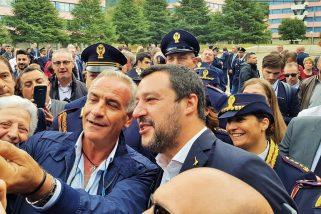 «In Umbria assunzioni e pistola elettrica»