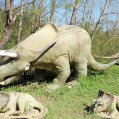 Dinosauri a Porchiano, apertura straordinaria