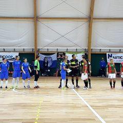 La Ternana Celebrity vince 7-1 a Fano