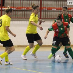 La Ternana Femminile vince 12-0: tris Luciléia