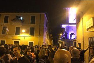Il 'Concerto balconi' colora Sant'Agnese