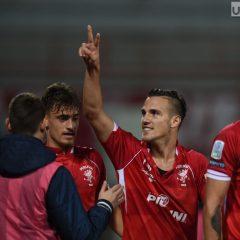 Perugia-Crotone 2-1 Vittoria Sofferta
