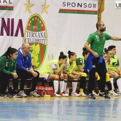 Futsal, Kick Off facile a Terni: 3-8