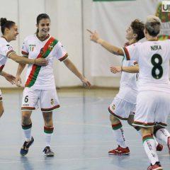 Futsal, Ternana cala il poker in Calabria