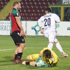 Südtirol-Ternana 2-1, errori ovunque