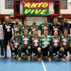 L'Asd Futsal Ternana vince la Coppa Umbra