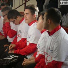 Futsal-sindrome down, liason a Terni