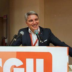 Cgil Umbria, Sgalla: «Non temo il dissenso»