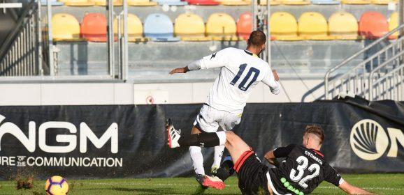 Frosinone-Perugia 0-0, ma c'è ansia per Vido