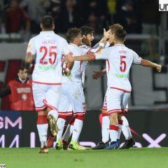 Livorno-Perugia 2-3 vista da Settonce