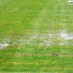 Annullata per pioggia la partita Perugia-Rieti