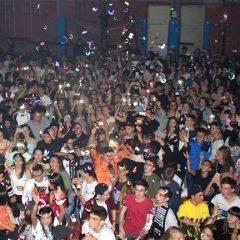 Perugia, nel weekend studenti in festa