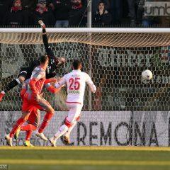 Cremonese-Perugia 4-0 Un poker regalato