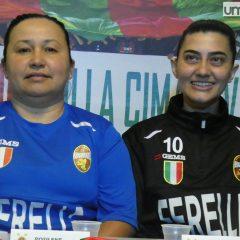 Futsal, Luciléia: «Pronta a gennaio»