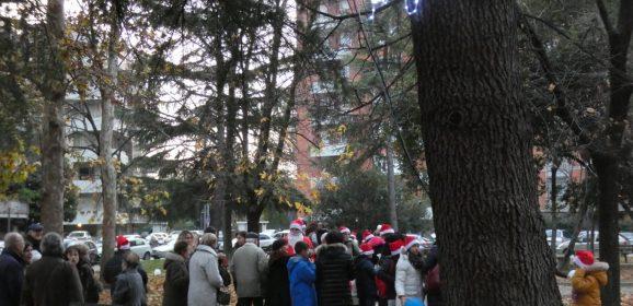 Terni, Natale in arrivo: festa a Cardeto