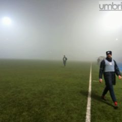 Rimini-Ternana, troppa nebbia: si rigioca