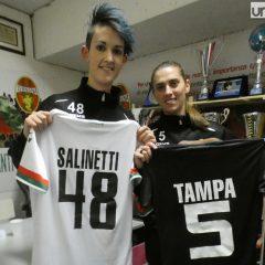 Futsal, Ternana: l'ora di 'Tampa' e Salinetti