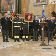 Terni, Santa Barbara celebrata in Duomo
