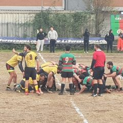 Terni, Italica Rugby in palla: 45-17 all'Urbe
