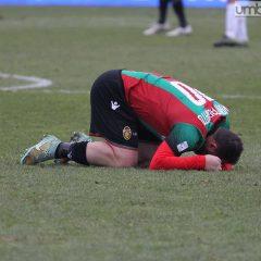Fermana-Ternana 0-0, nuovo esame fallito