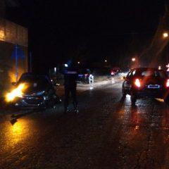 Avigliano, scontro fra tre auto: ferita donna