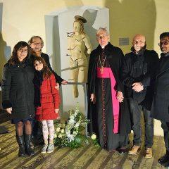 Torre Orsina ritrova il 'suo' San Sebastiano