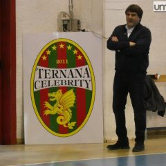 Ternana Celebrity, tonfo con la Lazio
