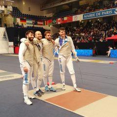 Scherma, CdM Parigi: nuovo podio Foconi