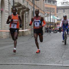 Terni half marathon: ottimi tempi