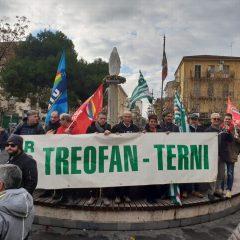 Terni, Treofan: tavolo al Mise il 4 febbraio