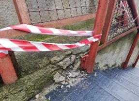 Perugia: «A San Marco la scuola cade a pezzi»