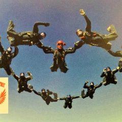 Terni, emozioni in volo: Adrenaline Love Day