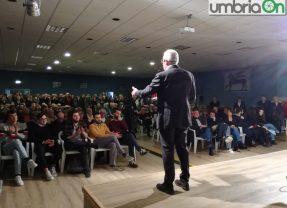 Elezioni Perugia, Giubilei e i suoi  a raccolta