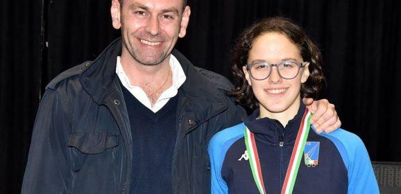 Scherma, tre medaglie Guarino a Cagliari
