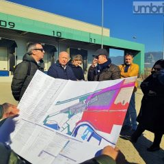 Piastra logistica, altri anni di attesa a Terni