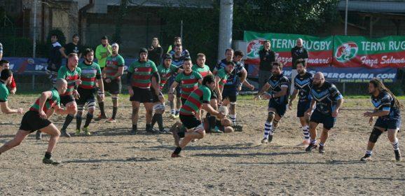 Terni, Italica Rugby: 55-0 all'Anzio