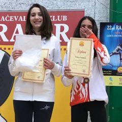 Scherma: il talento Sbarzella 3° in Croazia