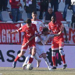 Carpi-Perugia 0-1: fotogallery del match