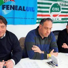 Umbria, settore delle costruzioni si ferma